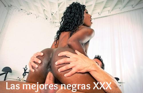 Las mejores negras XXX