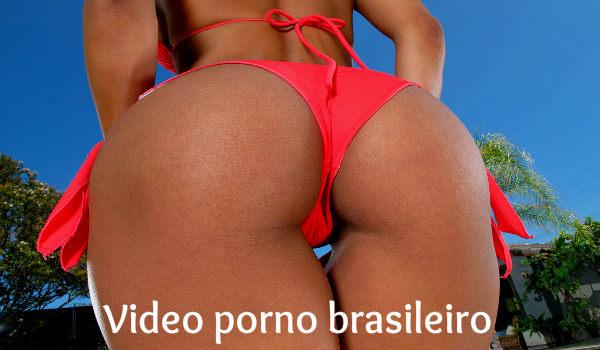 Video porno brasileiro