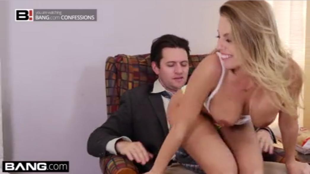 Casting con enfermera termina en sexo